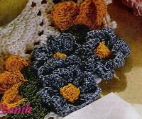 Horgolt virágocska1