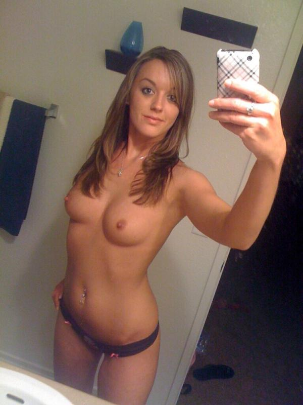 Amateur Kinky Selfies Coed Cherry 1