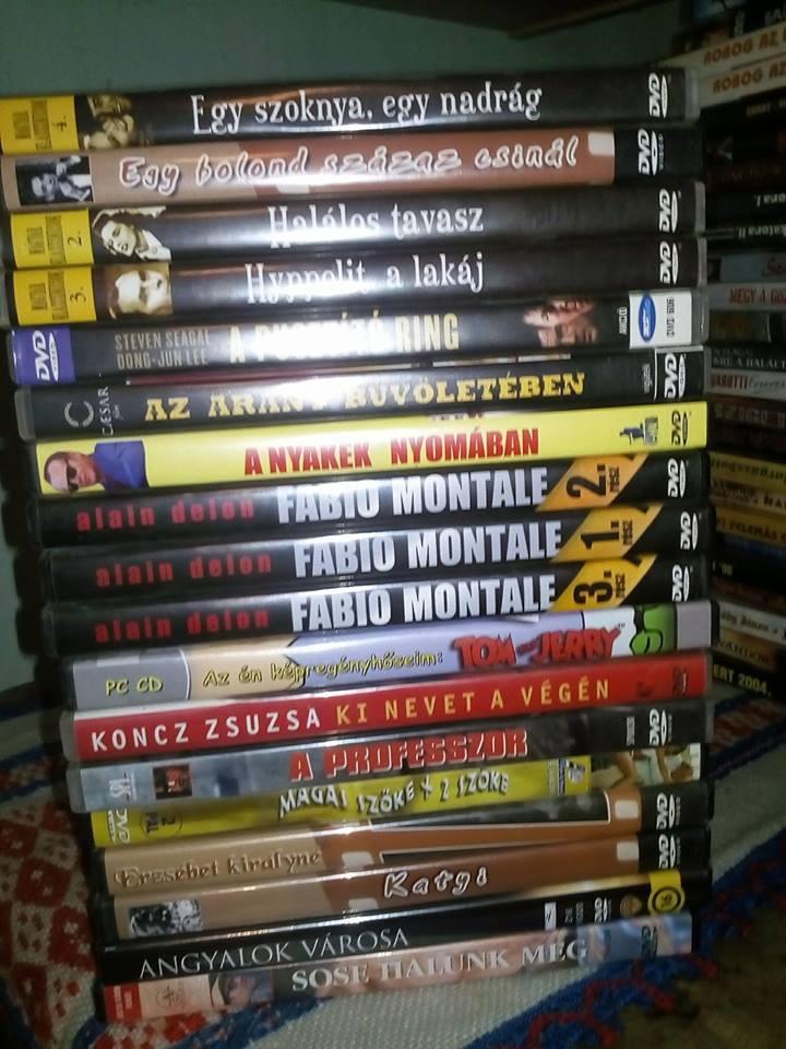 DVD filmek eladasa Index Fórum
