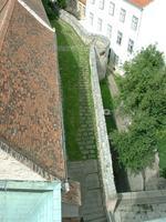 Városfal a Tűztoronyból