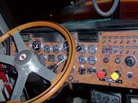 Peterbilt dashboard