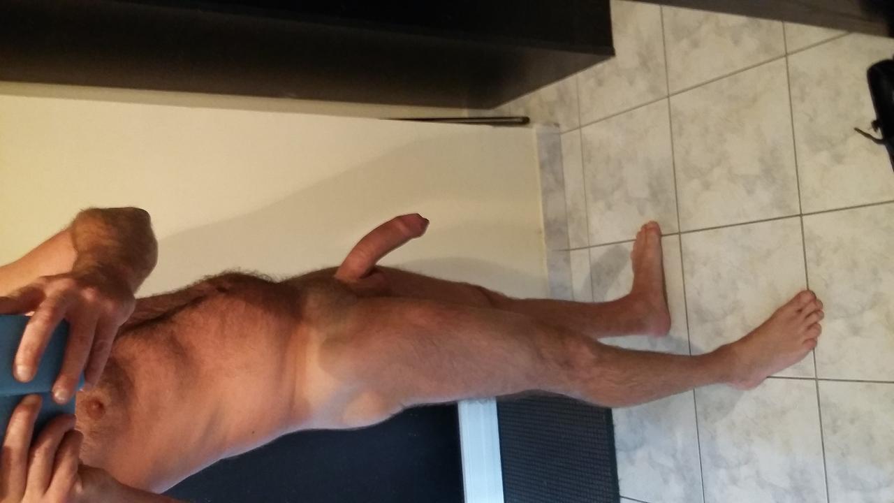 Nagy pénisz a feleség számára