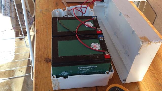 Tornádó elektromos kerékpár akkumulátor bekötése