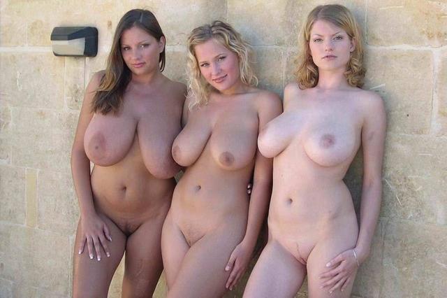Sexy trio