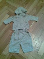 62es drapp Baby Mexx pamut és KG plüss pulcsik 350 db f604def746
