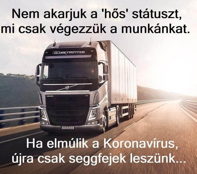 kamiontárs fogyás
