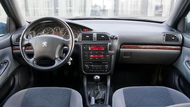 Peugeot 406 Index Fórum