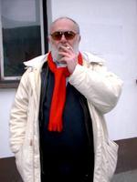 Barátaim: Tibor Etele (Foto: Mijo)