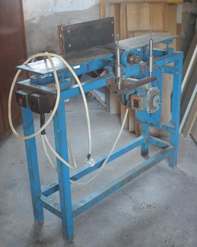 Keretléc gyártó gép