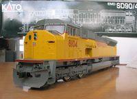SD90/43MAC