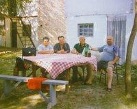 Pajina vikendica na Dunavu kod Apatina.