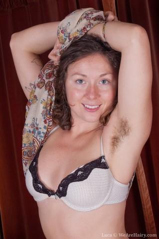 Kibaszott szőrös nő