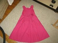 e49c977e89 George nagyon szép 128-134-es ruha, jó nagy méret. 1.600 Ft
