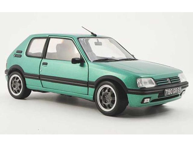 Peugeot 205 Griffe (Norev, Ottomobile, Solido)