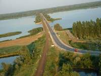 Tisza-tó híd