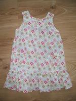 10. Cherokee fehér alapon virágmintás nyári ruha. Nagyon jó állapotú bf302bc80f