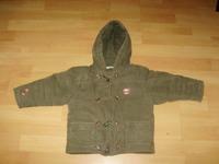 007e0b83bb33 Kapucnis, bélelt kabát fiúknak méret: 92 ár: 1.300 ft