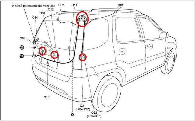 Suzuki swift hátsó ajtó nem nyílik