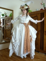 rococo gown