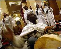 I Koptska pravoslavna crkva u Etiopiji slavi Božić 7.januara.