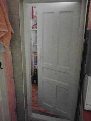 Félköríves porelszívó lakossági fürdőszobai ajtó