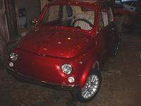 Fiat 500 - 685 Giannini