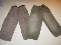 be3808298a Csak a jobb oldali: NEXT 92-es kekis kordbársony nadrág. Derék 21,5-26, th  52, bh 31 900 Ft