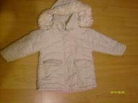 18 hós(kb 86-os) nagyon szép téli kabát 1800ft+ajándék sapka ) 86-os  overáll 9691682cb5