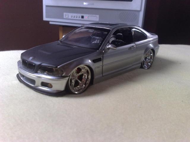 bmw e46 modell auto