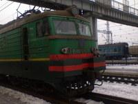 Egy újabb VL11M Csopon.